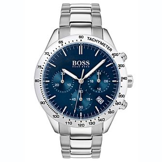 BOSS Talent Men's Stainless Steel Bracelet Watch - Product number 5276063