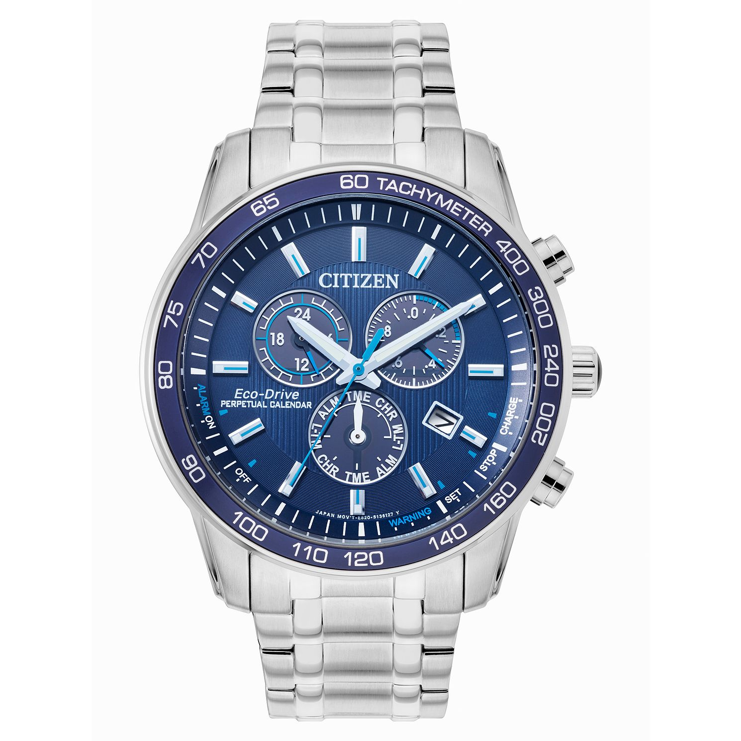 Citizen Eco-Drive Perpetual Calendar Men's Bracelet Watch - Product number 5276411