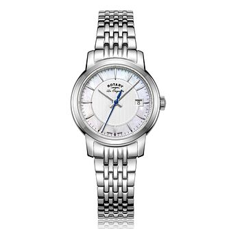 Rotary Ladies' Stainless Steel Bracelet Watch - Product number 5276802