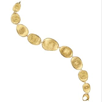 Marco Bicego 18ct Yellow Gold Lunaria Bracelet - Product number 5279704