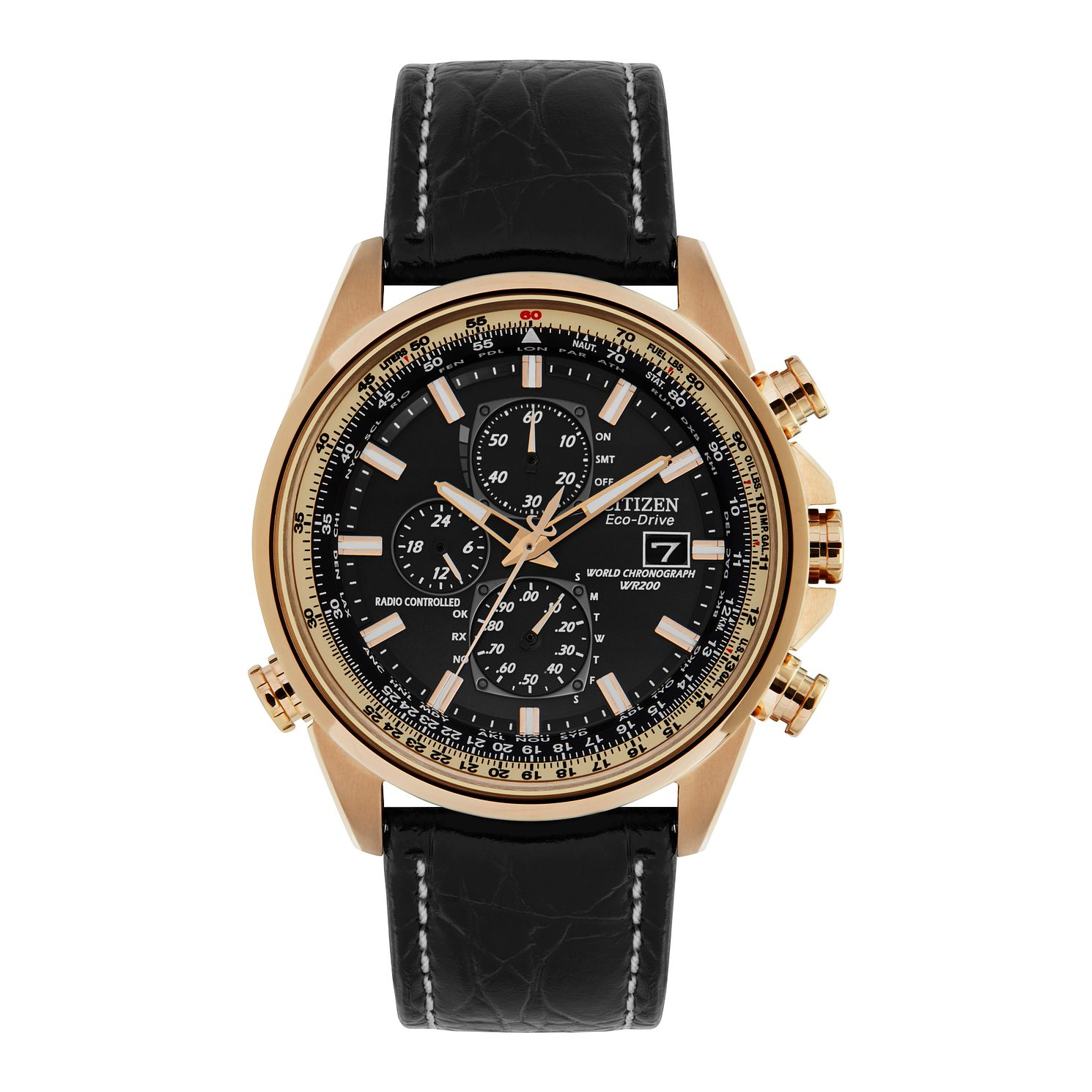 Citizen Eco-Drive Limited Edition World Chrono A.T. Watch - Product number 5281776