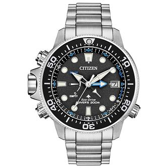 Citizen Promaster Men's Stainless Steel Bracelet Watch - Product number 5281830