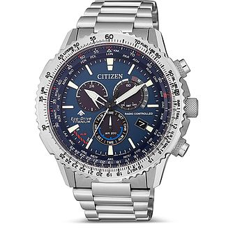 Citizen Eco-Drive Promaster Sky Pilot Men's Bracelet Watch - Product number 5281873