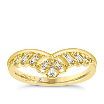 Emmy London 18ct Gold Diamond Ring - Product number 5283663