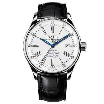 Ball Trainmaster Endeavour Chronometer Limited Edition Watch - Product number 5295661