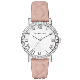 Michael Kors Noire Ladies' Stainless Steel Strap Watch - Product number 5296331