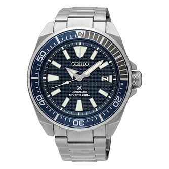 Seiko Prospex Men's Stainless Steel Bracelet Watch - Product number 5313023