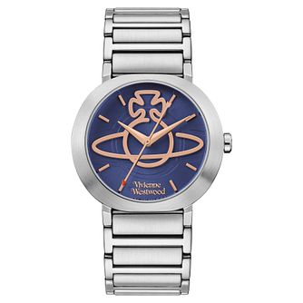 Vivienne Westwood Clerkenwell Stainless Steel Bracelet Watch - Product number 5313147