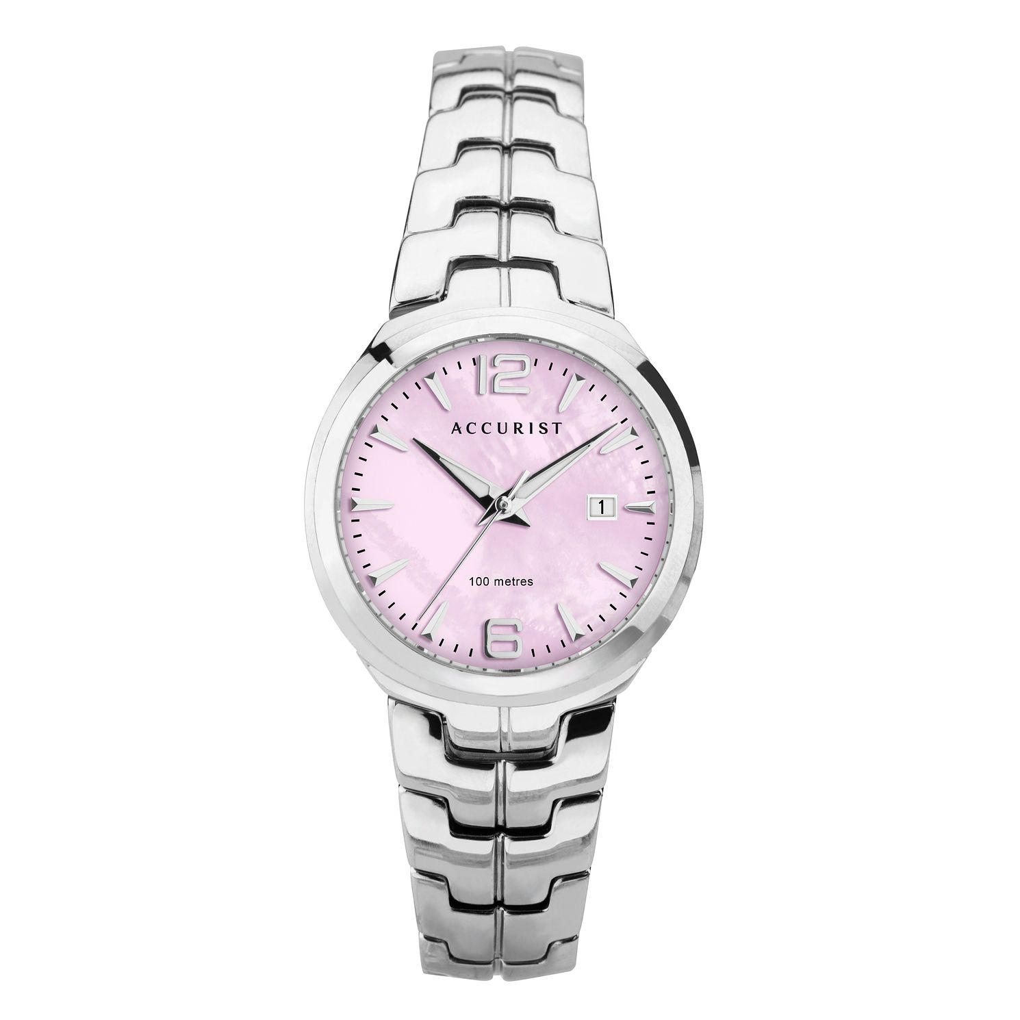 Accurist Signature Ladies' Stainless Steel Bracelet Watch - Product number 5316383