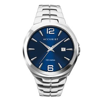Accurist Signature Men's Stainless Steel Bracelet Watch - Product number 5316502