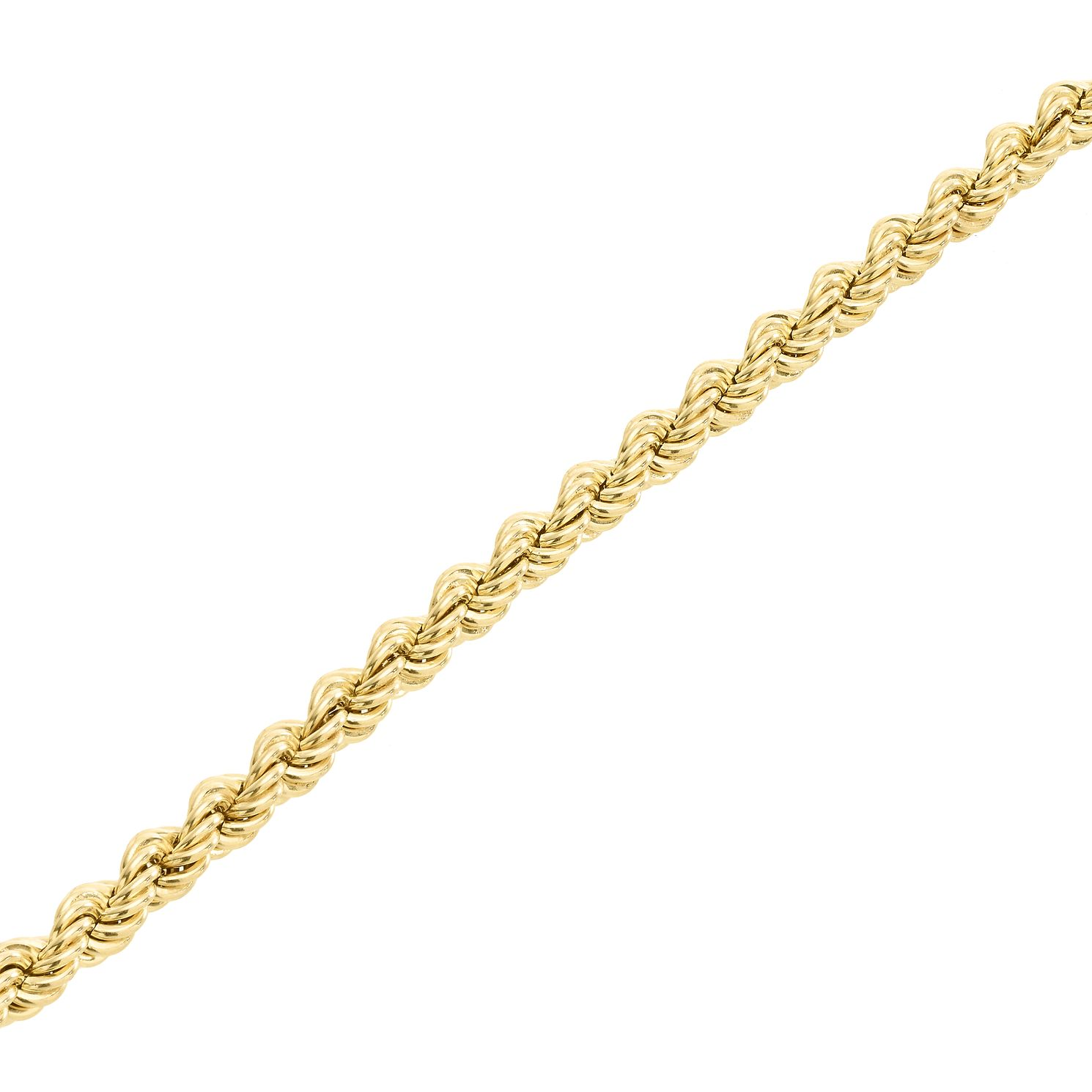 9ct Gold 28 inches Hollow Rope Chain - Product number 5320232