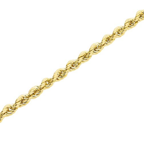 "9ct Gold 28"" Hollow Rope Chain - Product number 5320305"