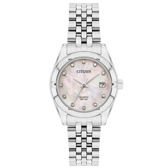 Citizen Ladies' Stainless Steel Bracelet Watch - Product number 5320313