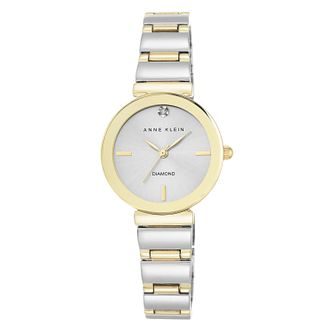 Anne Klein Ladies' Two Tone Bracelet Watch - Product number 5321735