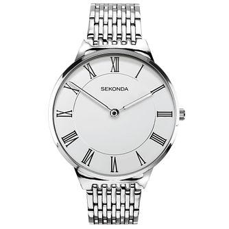 Sekonda Men's Stainless Steel Bracelet Watch - Product number 5322251