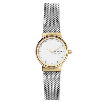 Skagen Freja Ladies' Stainless Steel Mesh Bracelet Watch - Product number 5326508
