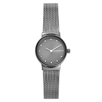 Skagen Freja Ladies' IP Mesh Bracelet Watch - Product number 5326524