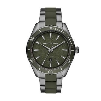 Armani Exchange Men's Two Tone Bracelet Watch - Product number 5326745