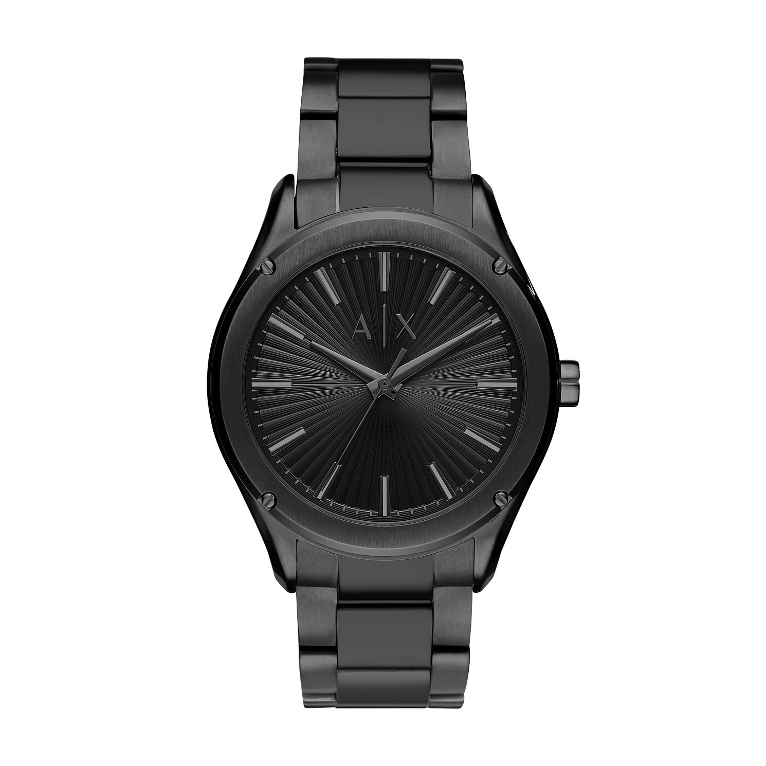 Armani Exchange Men's Black Stainless Steel Bracelet Watch - Product number 5326796