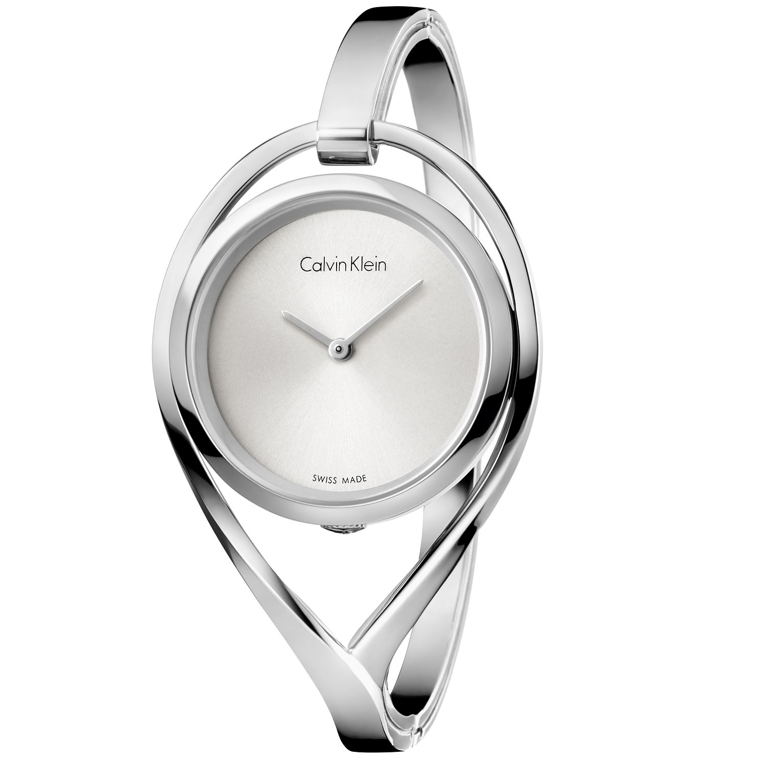Calvin Klein Light Ladies' Stainless Steel Bracelet Watch - Product number 5331722