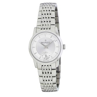 Dreyfuss & Co ladies' stainless steel bracelet watch - Product number 5380049