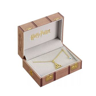 Harry Potter Exclusive Deathly Hallows Necklace - Product number 5427584