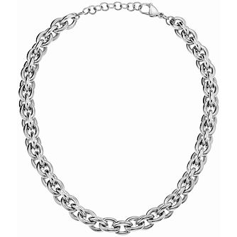 Calvin Klein Statement Stainless Steel Heavy Chain Necklace - Product number 5436877