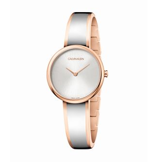 Calvin Klein Seduce Ladies' Two Tone Bracelet Watch - Product number 5436885