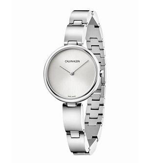 Calvin Klein Wavy Ladies' Stainless Steel Bracelet Watch - Product number 5436907