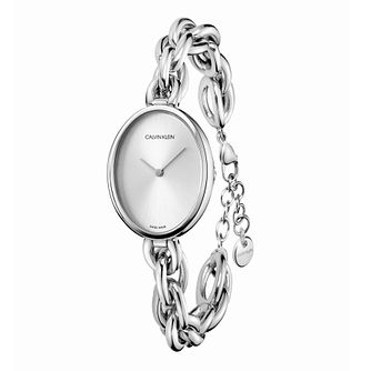 Calvin Klein Statement Stainless Steel Bracelet Watch - Product number 5436923