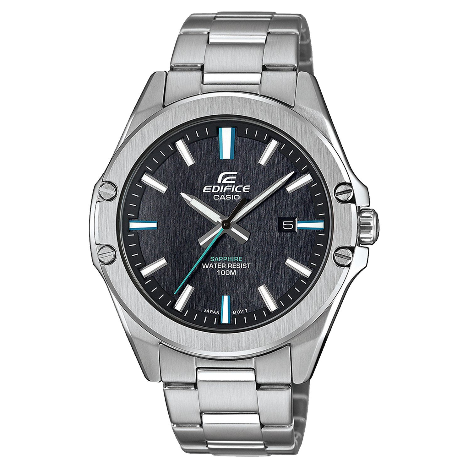 Casio Edifice Stainless Steel Bracelet Watch - Product number 5510996