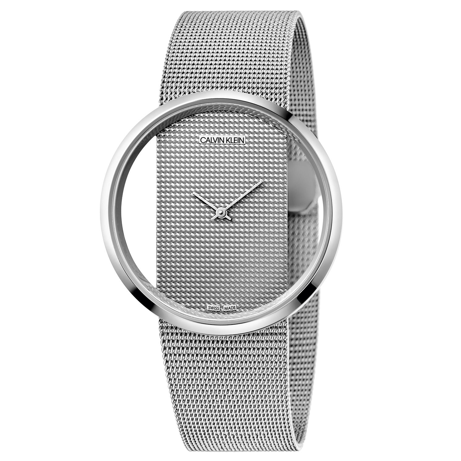 Calvin Klein Glam Ladies' Stainless Steel Bracelet Watch - Product number 5511127