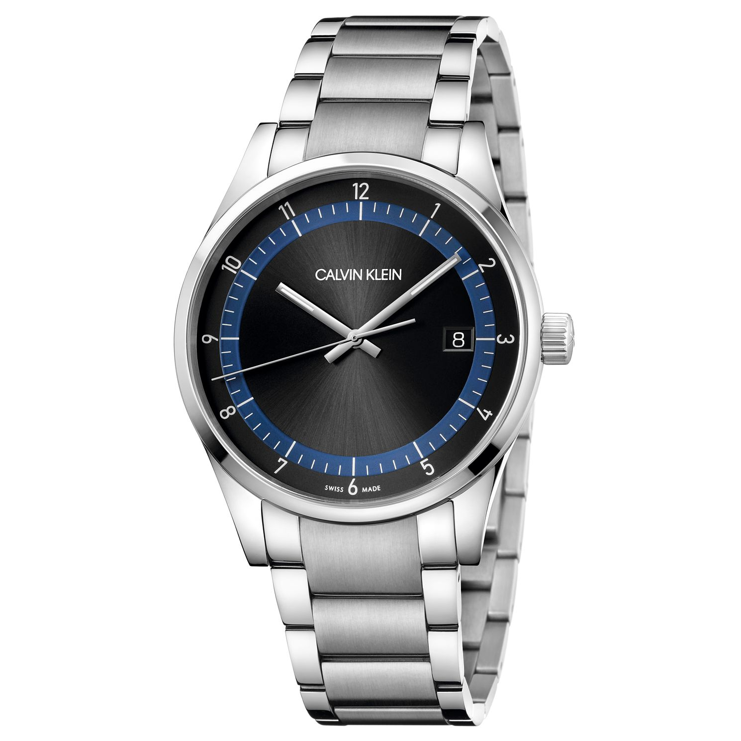 Calvin Klein Completion Men'sStainless Steel Bracelet Watch - Product number 5511178