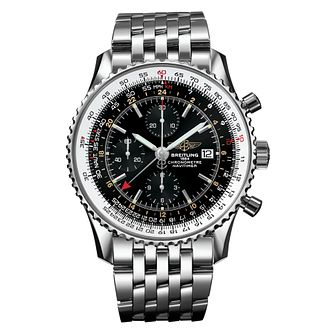 Breitling Navitimer World Men's Bracelet Watch - Product number 5516609