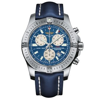 Breitling Colt Chronograph Men's Stainless Steel Strap Watch - Product number 5516692