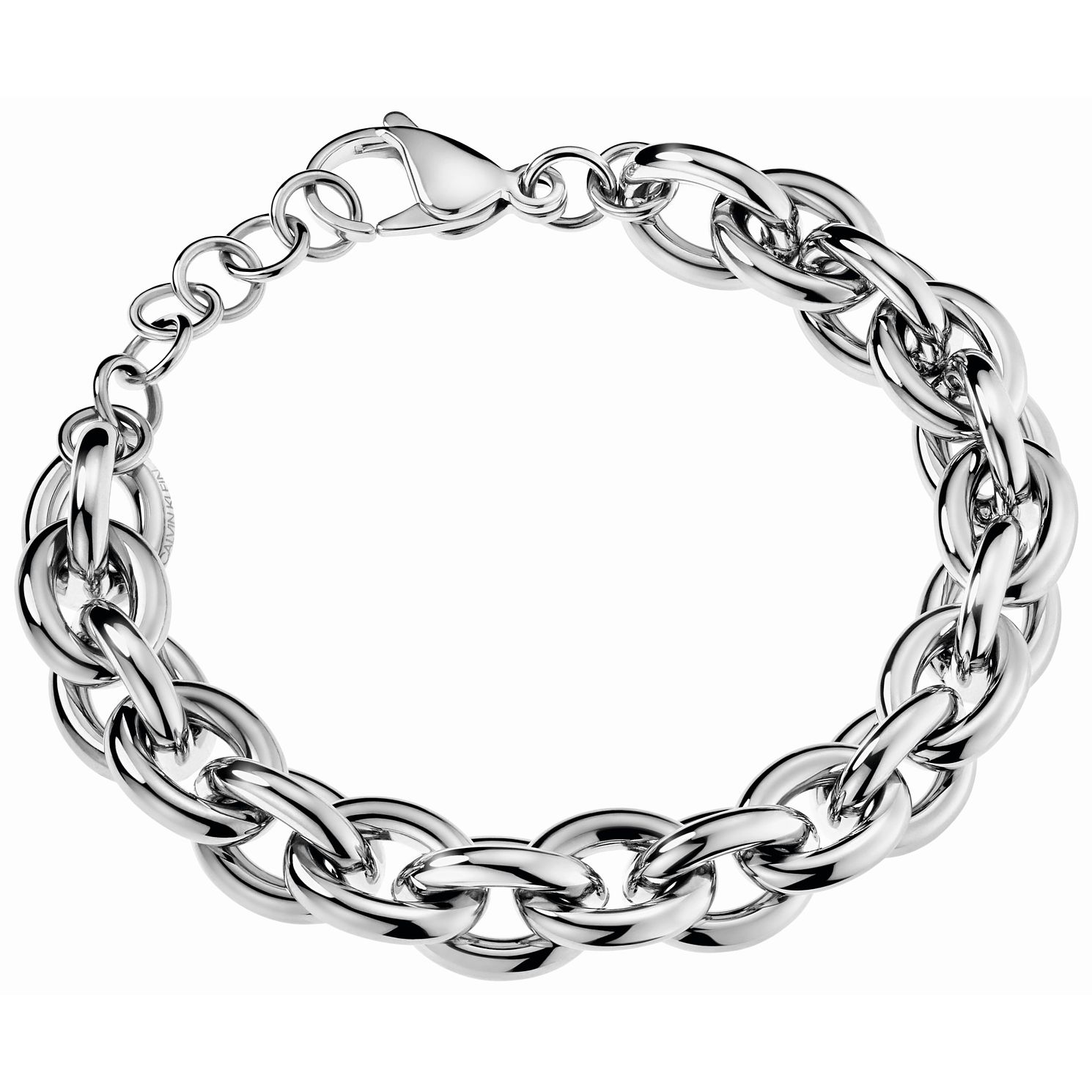 Calvin Klein Statement Stainless Steel Heavy Chain Bracelet - Product number 5520061