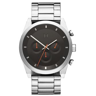 MVMT Liquid Mercury Men's Stainless Steel Bracelet Watch - Product number 5524571