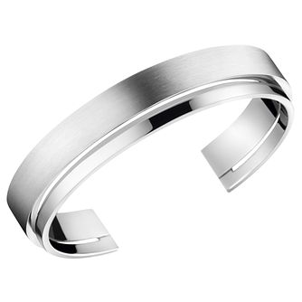 Calvin Klein Unite Stainless Steel Bangle - Product number 5524911