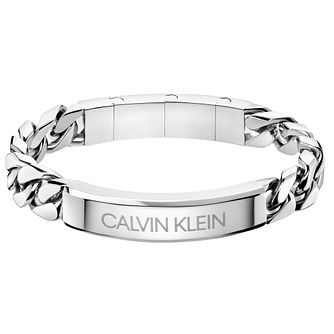 Calvin Klein Valour Men's Stainless Steel Bracelet - Product number 5524954