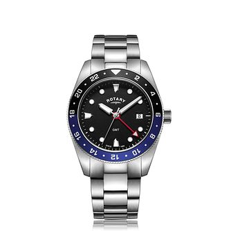Rotary Men's Stainless Steel Bracelet Watch - Product number 5525691