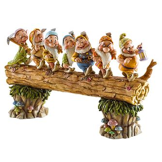 Disney Traditions Homeward Bound 7 Dwarfs Figurine - Product number 5691192