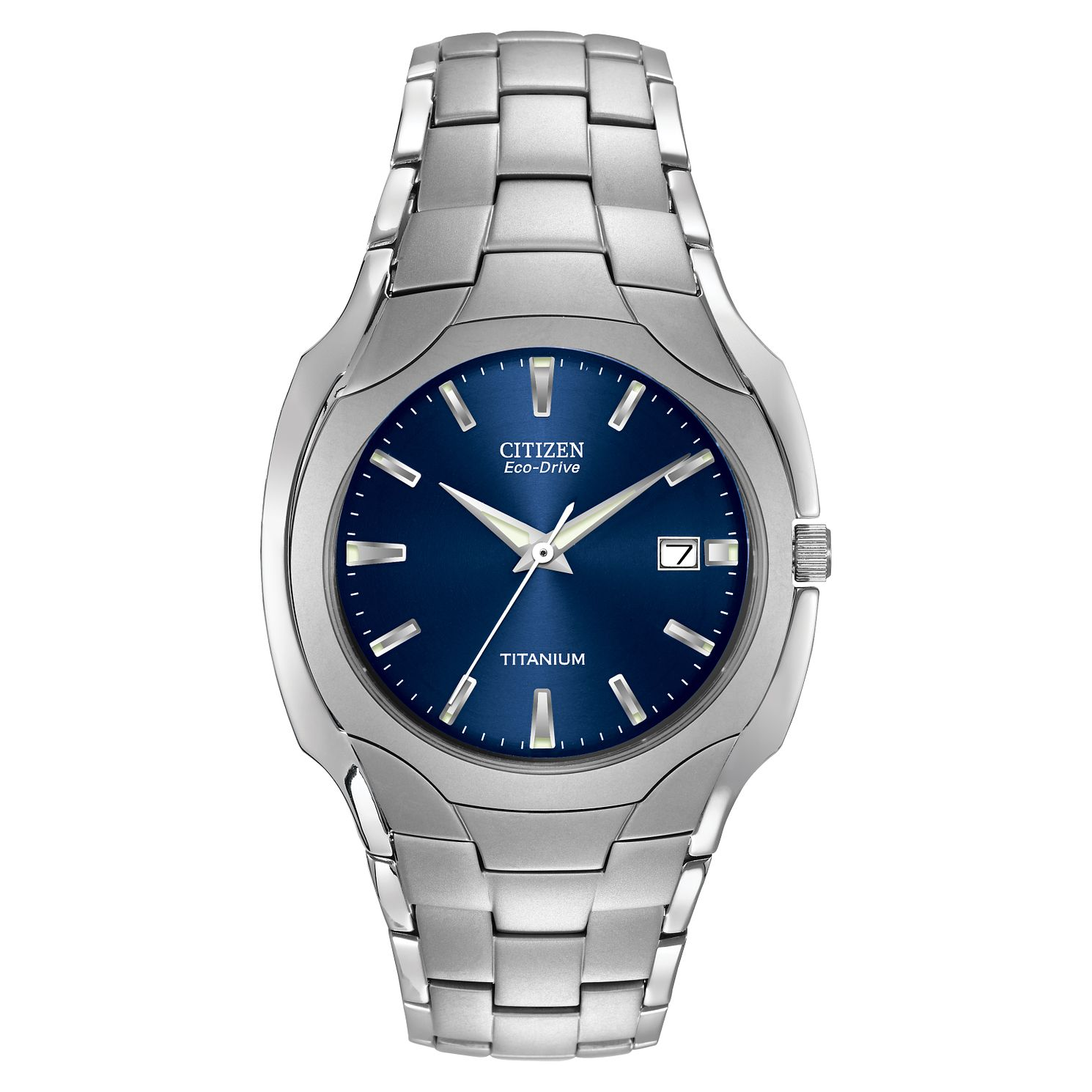Citizen Eco-Drive Super Titanium Bracelet Watch - Product number 5693438