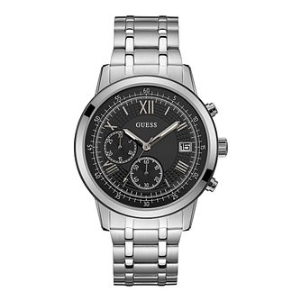 Guess Summit Men's Stainless Steel Bracelet Watch - Product number 5693640
