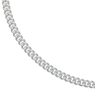 Silver 18 inches Curb Chain - Product number 5694213