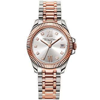 Thomas Sabo Divine Ladies' Two Colour Bracelet Watch - Product number 5694973