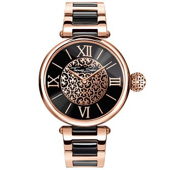 Thomas Sabo Karma Ladies' Two Colour Bracelet Watch - Product number 5695155