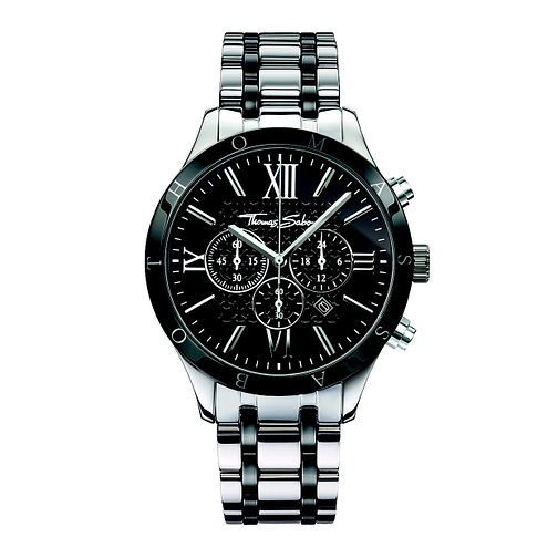 Thomas Sabo Rebel Urban Men's Stainless Steel Bracelet Watch - Product number 5695325