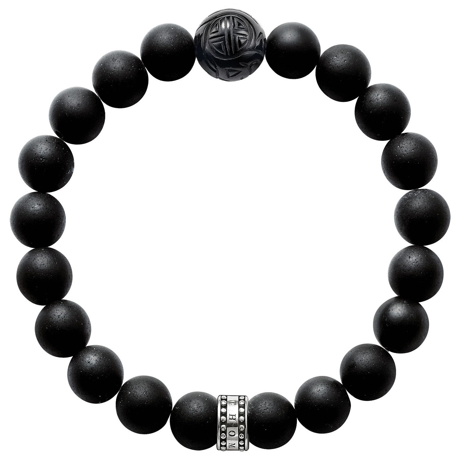 Thomas Sabo Men's Matte Black Bracelet - Product number 5699363