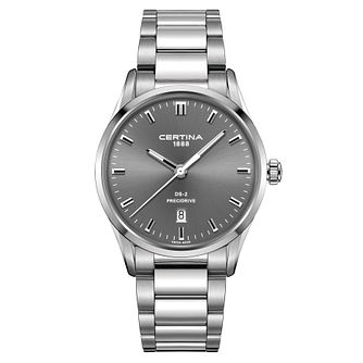 Certina DS-2 Men's Stainless Steel Bracelet Watch - Product number 5706459