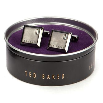 Ted Baker Stainless Steel Cufflinks - Product number 5709342
